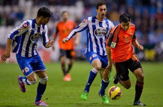 Deportivo La Coruňa doma s Realem Sociedad