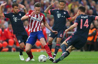Atletico v Champions League na Bayernu