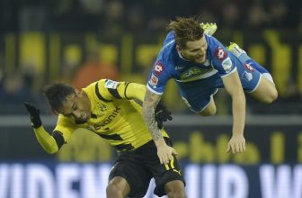Čtvrtý Hoffenheim přivítá šestou Borussii Dortmund