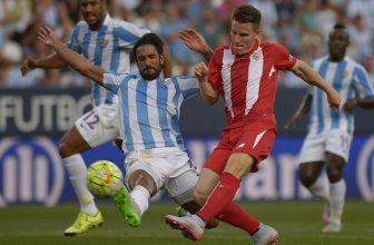 Sevilla a Malaga ve vzájemném klání