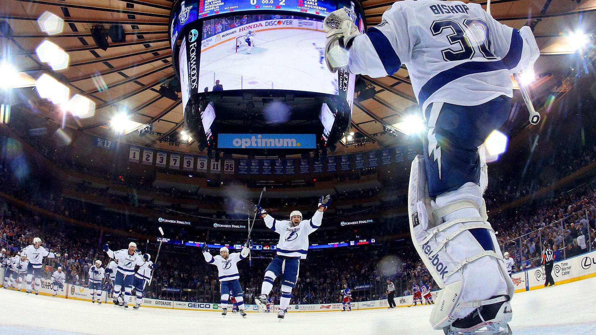 Příručka pro live sázení na NHL
