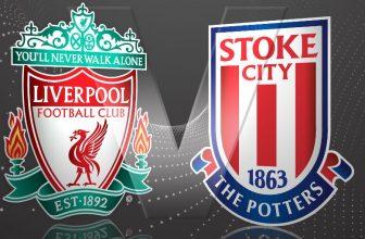 Stoke jede na Anfield