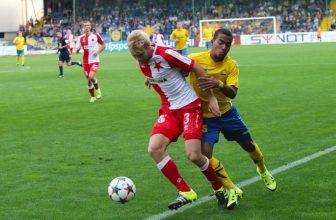 Zlín a Slavia si to rozdají o 2. podzimní místo