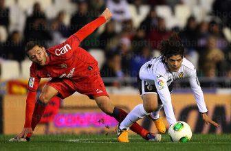 Valencia zajíždí na stadion Osasuny