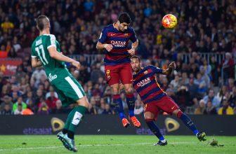 Eibar bude hrát doma se šampiony z Barcelony