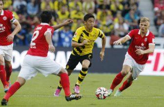 Povede se Borussii Dortmund obrat o body Mainz?
