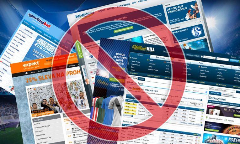 Seznam sázkových kanceláří, které nezískali licenci a vČR končí