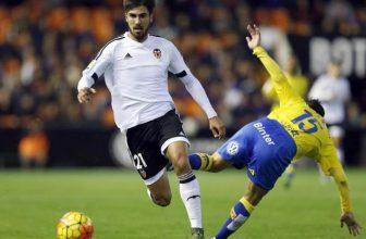Pondělní dohrávka mezi Las Palmas a Valencií