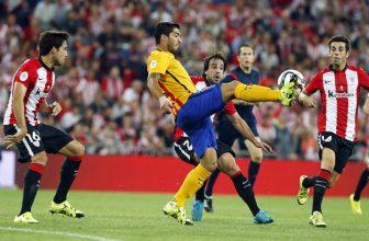 Barcelona musí doma vyhrát nad Athletic Clubem Bilbao