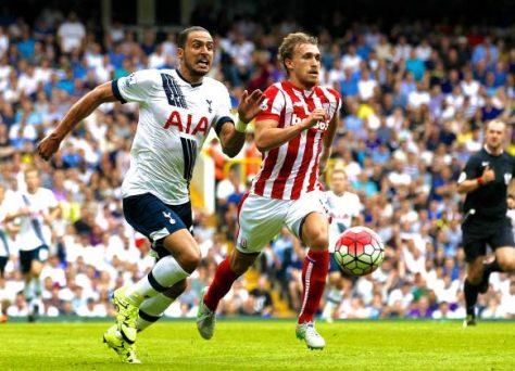 Tottenham - Stoke City