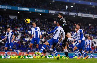 Španělská liga nabídne souboj Espanyolu s Realem Sociedad