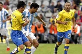 Čtrnáctá Malaga svede souboj s dvanáctým Las Palmas