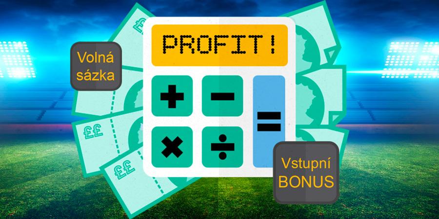 Matched betting – jistý příjem ze sázení až 50 tisíc měsíčně