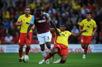 """""""Malé londýnské derby"""" mezi Watfordem a West Hamem"""