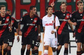 21. kolo Bundesligy vypukne duelem Augsburg vs Leverkusen