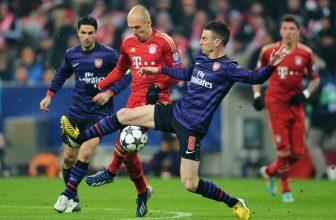 Klasické opáčko pro Bayern a Arsenal