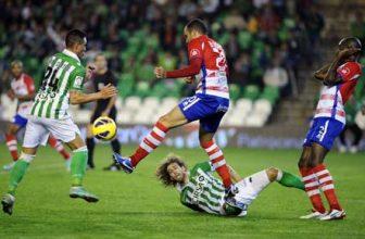 Real Betis pojede v pátek do Granady