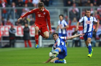 Vzácná návštěva pro Herthu Berlín: přijíždí mnichovský Bayern!