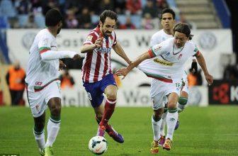 Granada doma vyzve Atletico