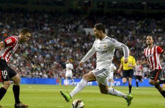 Sedmé Bilbao na půdě vedoucího Realu Madrid
