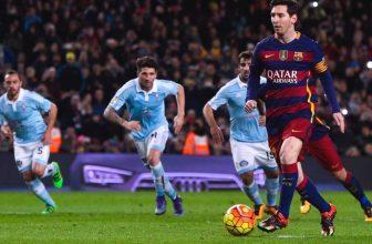 Na Camp Nou zajíždí Celta Vigo