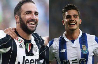Druhý zápas Juventusu a Porta
