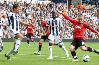 Manchester United - West Brom Albion