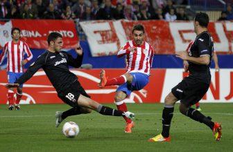 Páte Atletico vyzve třináctou Valencii
