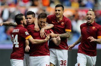 AS Řím se proti Lyonu pokusí odvrátit prvotní prohru 4:2