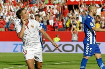 Třetí Sevilla vyráží pro tři body do Alavesu