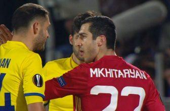 Postoupí ambiciózní FC Rostov přes Manchester United do čtvrtfinále EL?