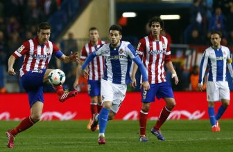Espanyol vyzve silné Atletico
