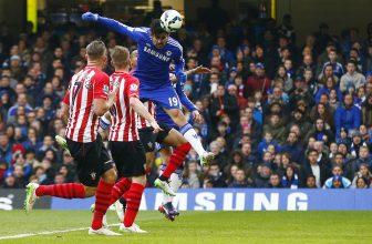 Vedoucí Chelsea se utká s devátým Southamptonem