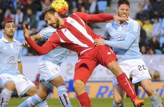 Sevilla doma hostí Celtu Vigo