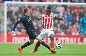 Stoke zkusí získat body proti Liverpoolu