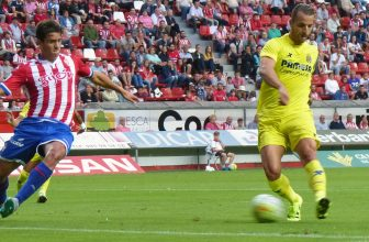 Villarreal - Sporting Gijon