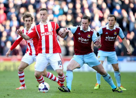 Stoke City- West Ham United
