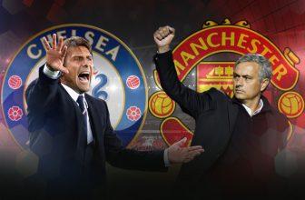Velký zápas mezi United a Chelsea