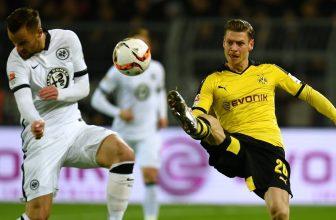 Dortmund vs Frankfurt: Oklepe se Borussia z děsivého zážitku?