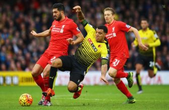 Liverpool bojuje zuby nehty o Ligu mistrů ve Watfordu