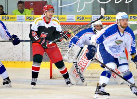 3. zápas mezi Kometou Brno a Mountfieldem