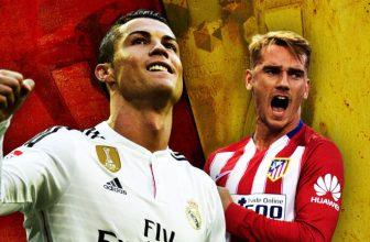Velké madridské derby