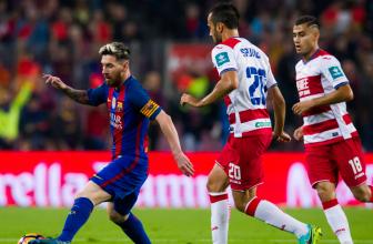 Granada zkusí doma překvapit Barcelonu