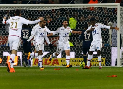 Probere se Lyon proti Besiktasi?