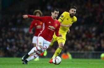 United vs Anderlecht: Lépe nakročeno do semifinále EL mají Rudí ďáblové