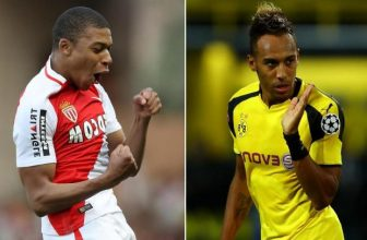 Rozjeté Monaco v druhém zápase LM s Borussií Dortmund