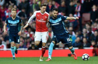 Boro se pokusí obrat o body Arsenal