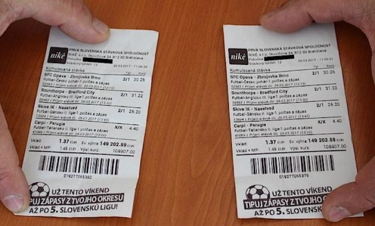Příběh šťastného Slováka a jeho TOP tiket: Za 74 Kč vyhrál 8 MILIONŮ!