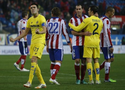 Atletico Madrid - Villarreal
