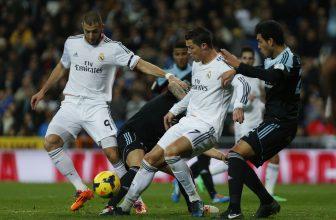 Real může odskočit Barce na půdě Celty Vigo